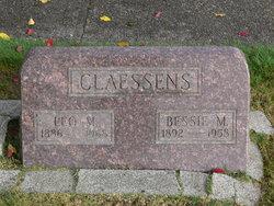 Bessie M <I>Coburn</I> Claessens