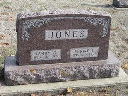 Ferne I. <I>Forney</I> Jones