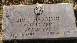 Jim L Harrison