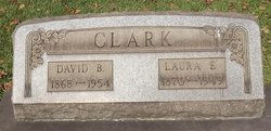 Laura E. <I>Manor</I> Clark
