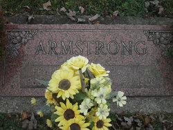 Hazel Alfreda <I>Houle</I> Armstrong