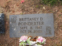Brittaney D. Poindexter