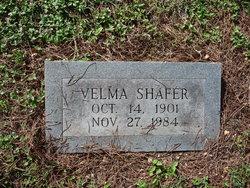 Velma Shafer