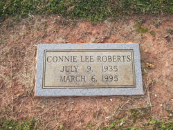 Connie Lee Roberts