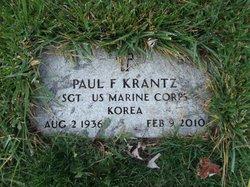 Paul F. Krantz