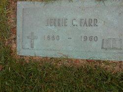 Jennie Cora <I>Rhodes</I> Farr