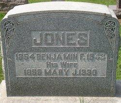 Mary J Jones
