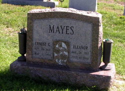 Ernest George Mayes