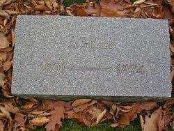 Agnes <I>Cowie</I> Steel