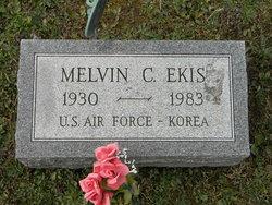 Melvin C Ekis