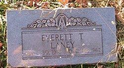 Everett T Laney