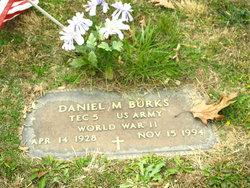 Daniel M Burks