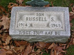 Russell S Webster