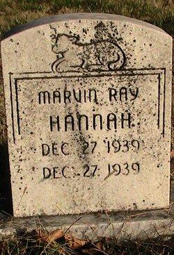 Marvin Ray Hannah
