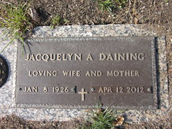 Jacquelyn A Daining