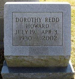 Dorothy <I>Redd</I> Howard