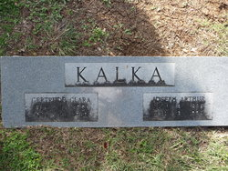 Gertrude Clara <I>Laskowski</I> Kalka