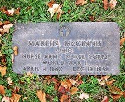 Martha McGinnis