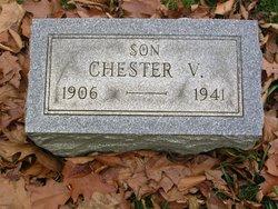 Chester V Webster