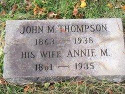Annie M. Thompson