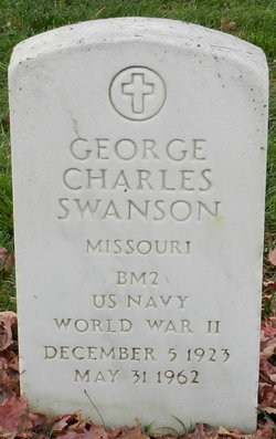 George Charles Swanson