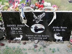 Daniel James Enick