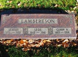 Clara A. Lambertson