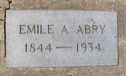 """Emile Adolphe """"Emil"""" Abry"""
