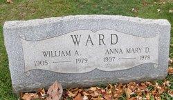 William A Ward