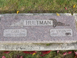 Lydia Hultman