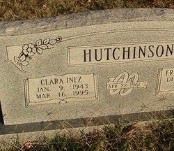Clara Inez Hutchinson