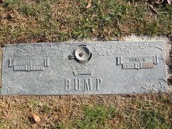 Alvin D. Bump