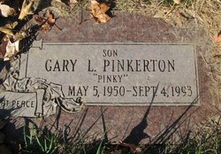 """Gary Lee """"Pinky"""" Pinkerton"""