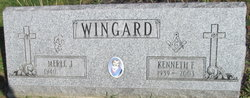 Kenneth F Wingard