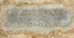 Charles Kendall Gordy