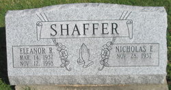 Eleanor Ruth <I>Powell</I> Shaffer