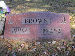 Betty June Brown