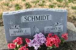 Clarice M <I>Feucht</I> Schmidt