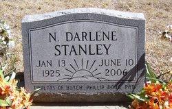 Nona Darlene <I>Dillan</I> Stanley