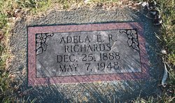 Adelia E R Richards