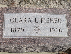 Clara L. <I>Maynard</I> Fisher