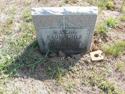 Blanche Radmacher