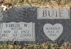 """Virgil W. """"Buster"""" Buie"""