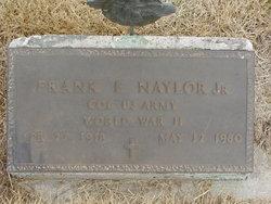 Frank Edmond Naylor, Jr