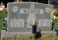 Mary Lou McCarter