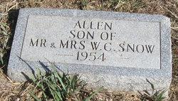 Allen Snow
