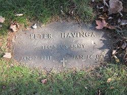 Peter Havinga