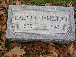 Ralph T Hamilton
