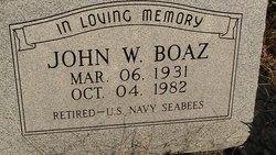 John W. Boaz
