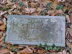 Clema <I>Creek</I> Stulce